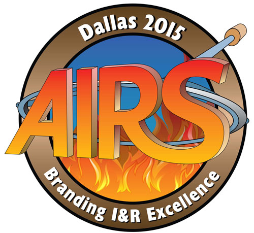 2015 AIRS Conference Dallas Texas