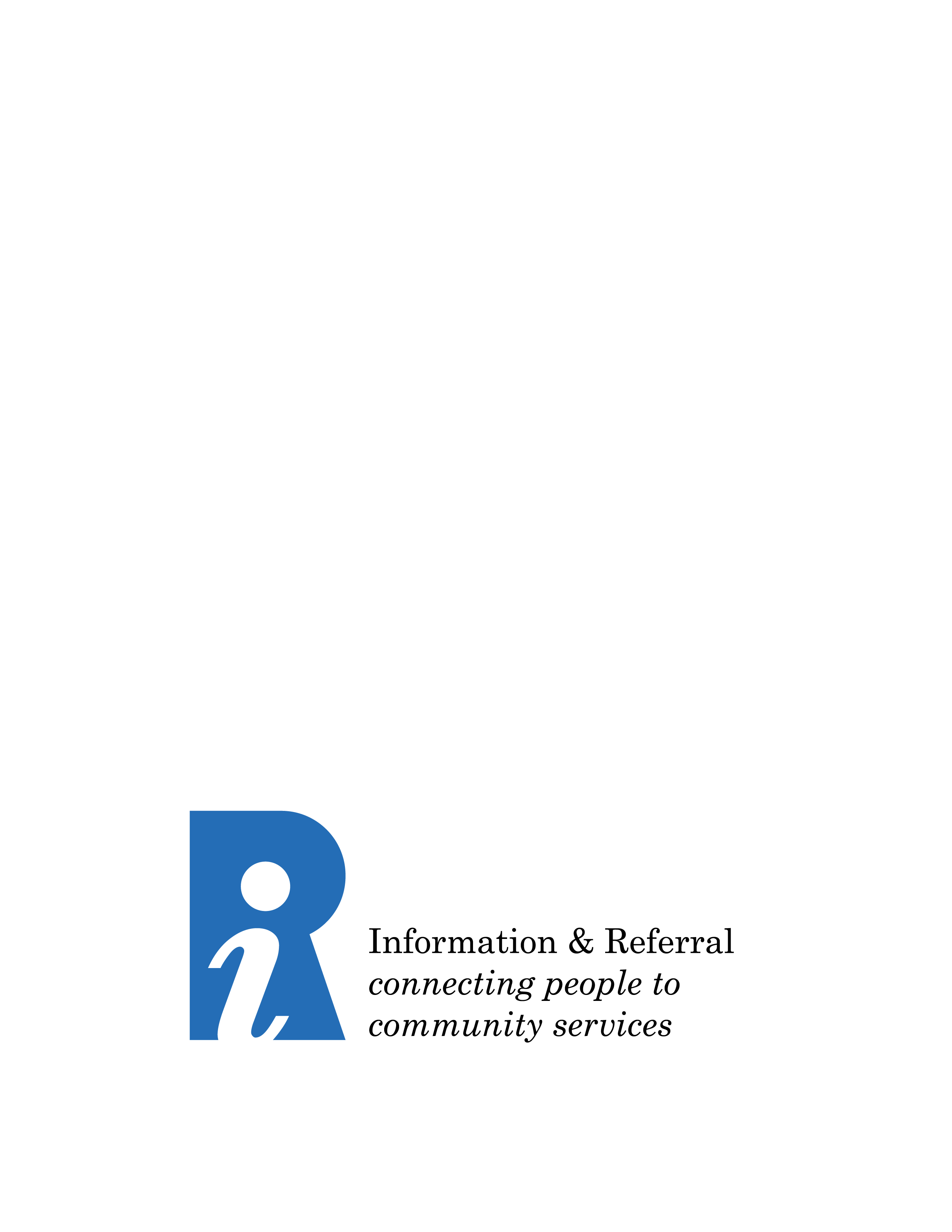 Airs And Ir Logos Alliance Of Information And Referral Systems